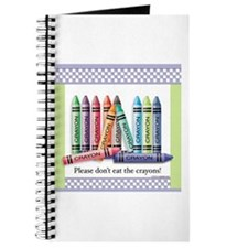 ... Crayons Journal