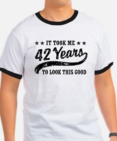 Funny 42nd Birthday T