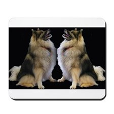 Sitting Kees Reflection Mousepad