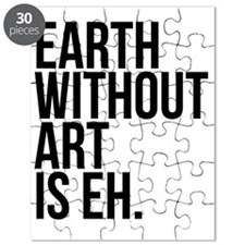 Earth Without Art is Eh. Puzzle