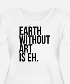 Earth Without T-Shirt