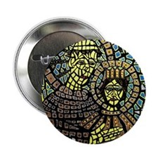"""St. Anthony of Padua 2.25"""" Button"""