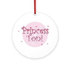 Toni Ornament (Round)