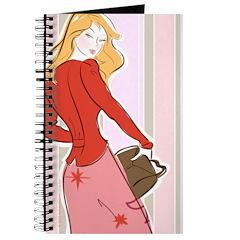 "Journal ""Powder Room"""