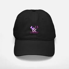 Fabulous 13th Birthday For Girls Baseball Hat