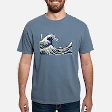 Cute Kanji Mens Comfort Colors Shirt