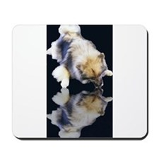Keeshond Reflection Mousepad
