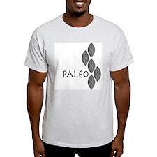 Paleo Diatoms Ash Grey T-Shirt