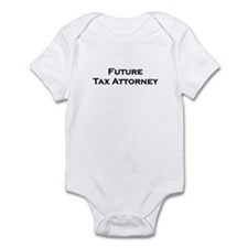 Future Tax Attorney Infant Bodysuit