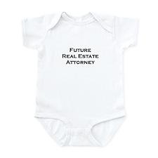 Future Real Estate Attorney Infant Bodysuit