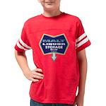 malt liquor holder copy Youth Football Shirt