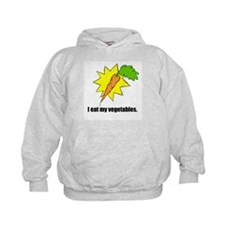 I Eat My Vegetables Hoodie