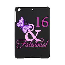 Fabulous 16th Birthday For Girls iPad Mini Case