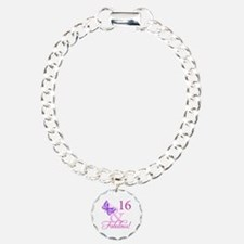 Fabulous 16th Birthday For Girls Bracelet