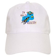 Rocket Cafe Baseball Cap