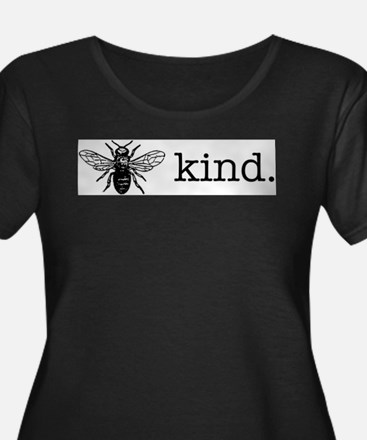 Be Kind Plus Size T-Shirt
