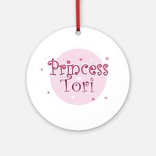 Tori Ornament (Round)