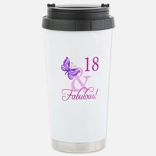 Fabulous 18th Birthday For Girls Stainless Steel T