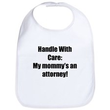 My Mommy's an Attorney Bib