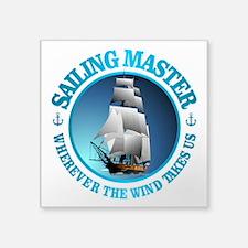 Sailing Master Sticker