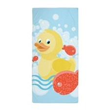 Ducky Beach Towel