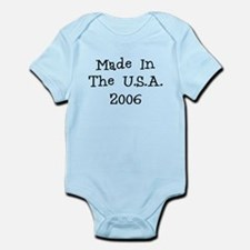 Made in the usa 2006 Body Suit