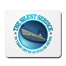 Silent Service Mousepad