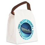 Silent Service Canvas Lunch Bag