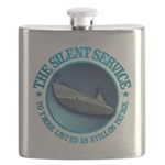 Silent Service Flask