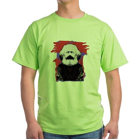 Marx Green T-Shirt