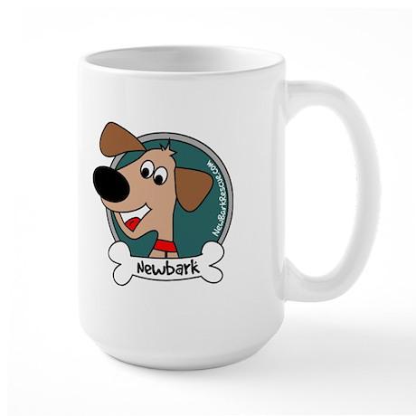 Newbark Logo Large Mug