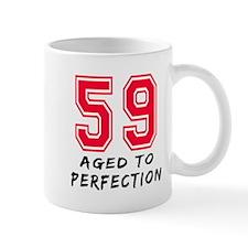 59 Year birthday designs Mug