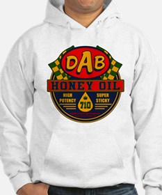 DAB Honey Oil 710 Hoodie