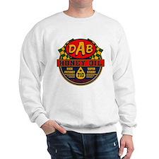 DAB Honey Oil 710 Sweatshirt
