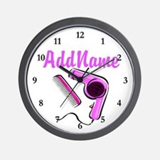 BEST HAIR STYLIST Wall Clock