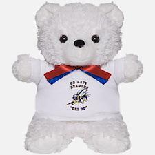 US Navy - SeaBees - Can Do Teddy Bear