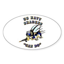 US Navy - SeaBees - Can Do Decal