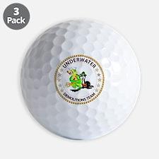 SOF - Underwater Demolitions Team Golf Ball