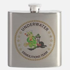 SOF - Underwater Demolitions Team Flask