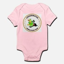 SOF - Underwater Demolitions Team Infant Bodysuit