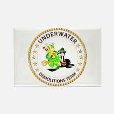 SOF - Underwater Demolitions Team Rectangle Magnet