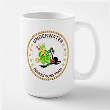 SOF - Underwater Demolitions Team Large Mug