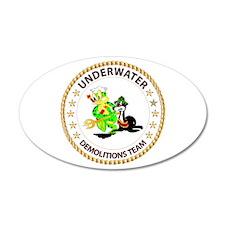 SOF - Underwater Demolitions Team Wall Decal