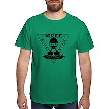 MUFF diving club logo shop T-Shirt