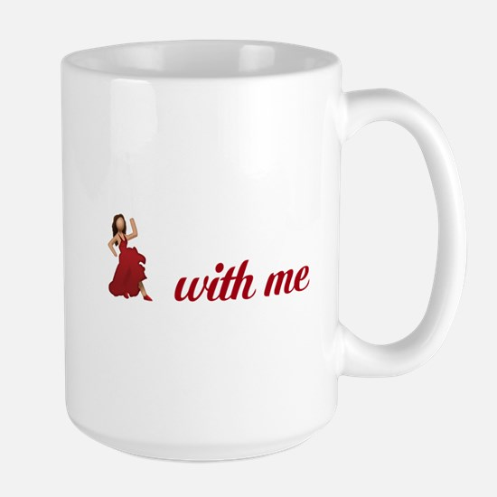 Dance With Me Emoji Mugs