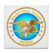 Navy - SOF - Seal Team Member, Special Forces Tile