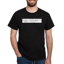 Church or the Tavern T-Shirt