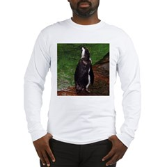 black-footed penguin Long Sleeve T-Shirt