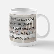 1 Timothy 2:5 Mug