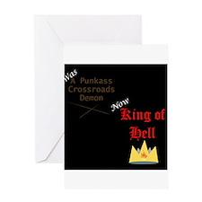 Was Punkass Crossroads Demon, Now King of Hell Gre